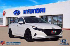 2021_Hyundai_Elantra_4DR SDN IVT SEL_ Wichita Falls TX