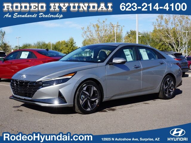 2021 Hyundai Elantra Limited IVT Surprise AZ
