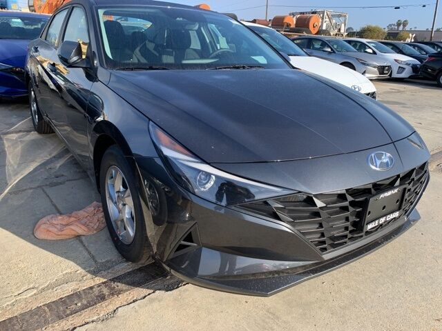 2021 Hyundai Elantra SE National City CA