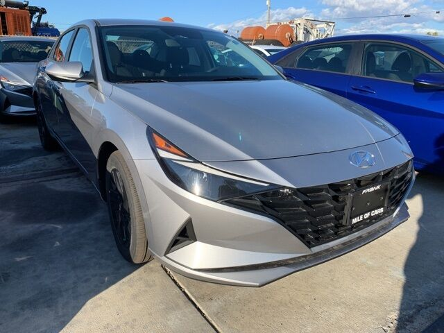 2021 Hyundai Elantra SEL National City CA