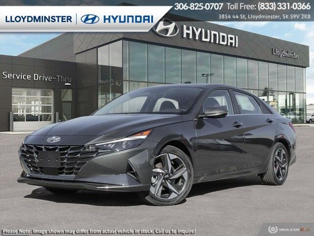 2021 Hyundai Elantra Ultimate w/Black Seats Lloydminster SK