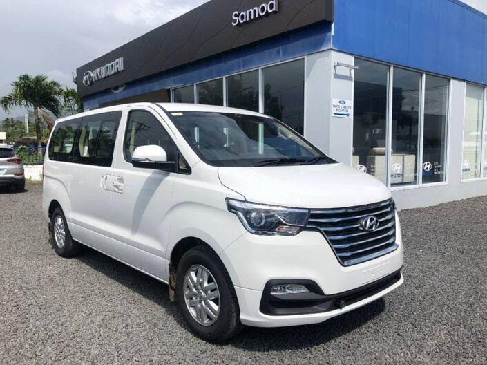 2021 Hyundai H1 VAN 12 SEATER 2.4L GASOLINE 2WD 5-Speed Automatic Transmission 2.4L GASOLIN 2WD 5AT Vaitele