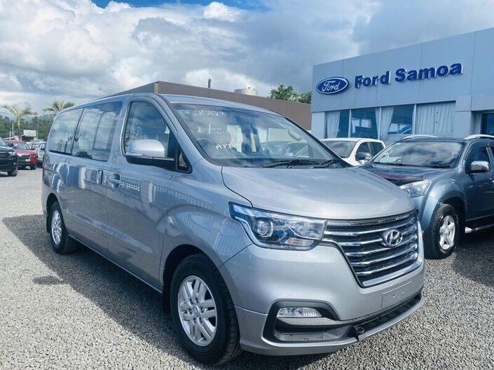 2021 Hyundai H1 VAN 12 SEATER 2.4L GASOLINE 2WD 5-Speed Automatic Transmission 2.4L GASOLINE 2WD AT Vaitele