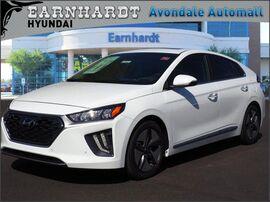 2021_Hyundai_Ioniq Hybrid_Limited Hatchback_ Phoenix AZ