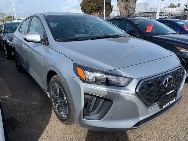 2021 Hyundai Ioniq Plug-In Hybrid Limited National City CA