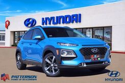 2021_Hyundai_Kona_4DR FWD DCT LIMITED_ Wichita Falls TX