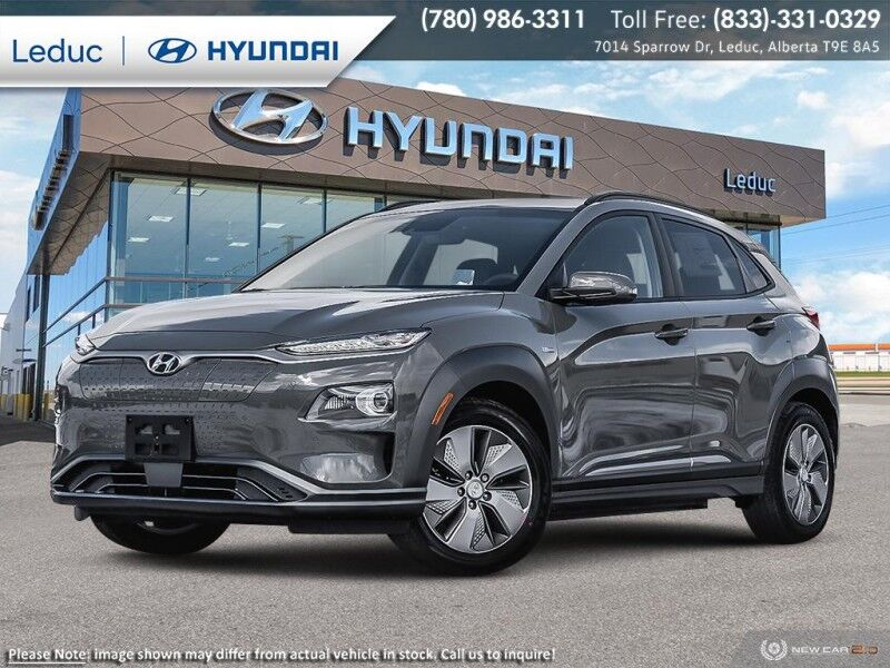 2021 Hyundai Kona Electric Preferred Leduc AB