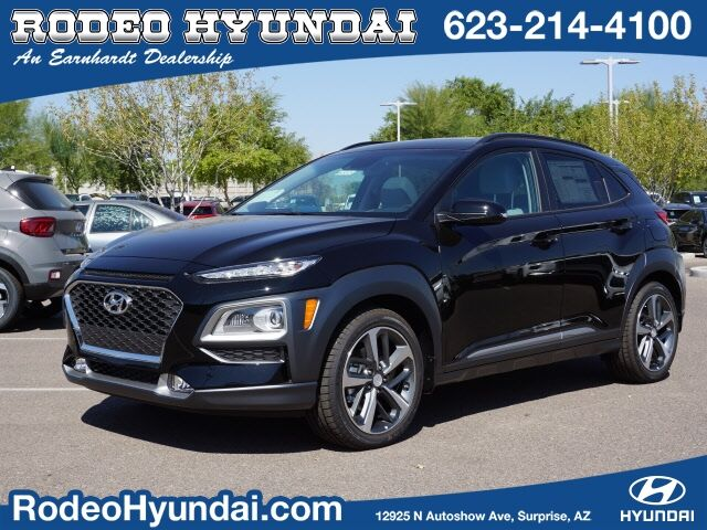 2021 Hyundai Kona Limited DCT FWD Surprise AZ