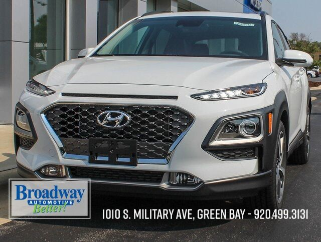 2021 Hyundai Kona Limited Green Bay WI