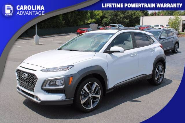 2021 Hyundai Kona Limited High Point NC
