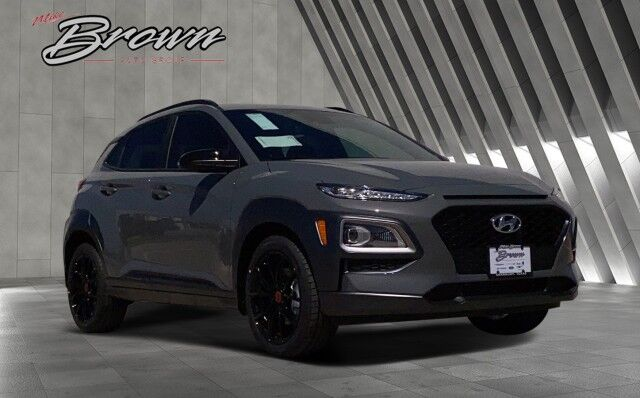 2021 Hyundai Kona NIGHT Granbury TX