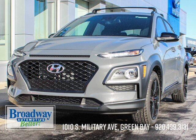 2021 Hyundai Kona NIGHT Green Bay WI