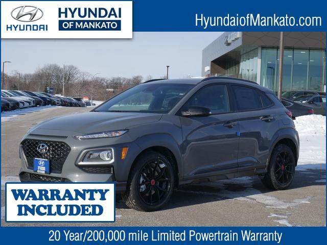 2021 Hyundai Kona NIGHT Mankato MN