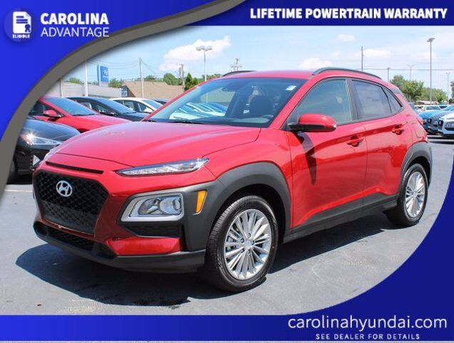 2021 Hyundai Kona SEL High Point NC