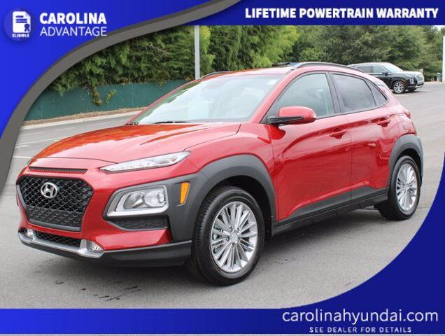 2021 Hyundai Kona SEL Plus High Point NC