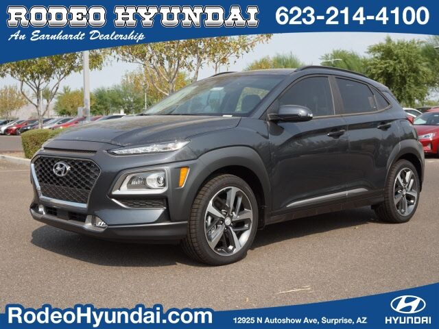 2021 Hyundai Kona Ultimate DCT FWD Surprise AZ