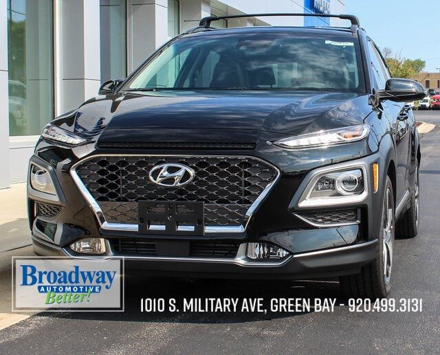 2021 Hyundai Kona Ultimate Green Bay WI