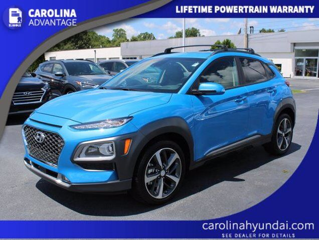 2021 Hyundai Kona Ultimate High Point NC