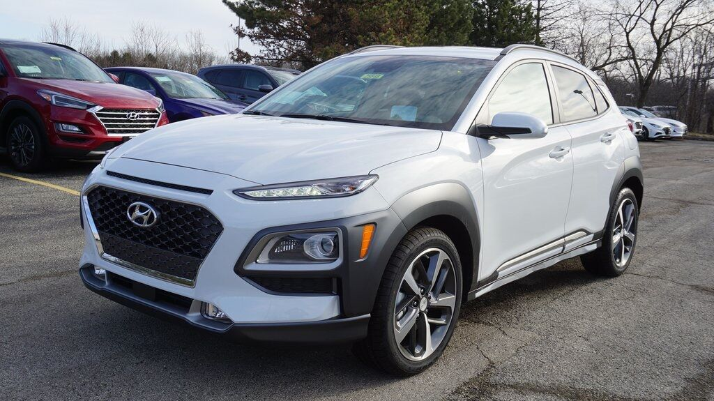 2021 Hyundai Kona Ultimate Highland Park IL