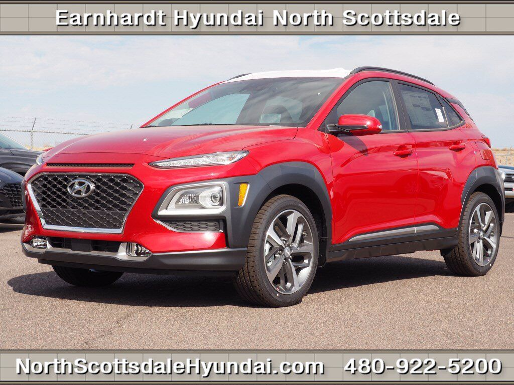2021 Hyundai Kona Ultimate Scottsdale AZ