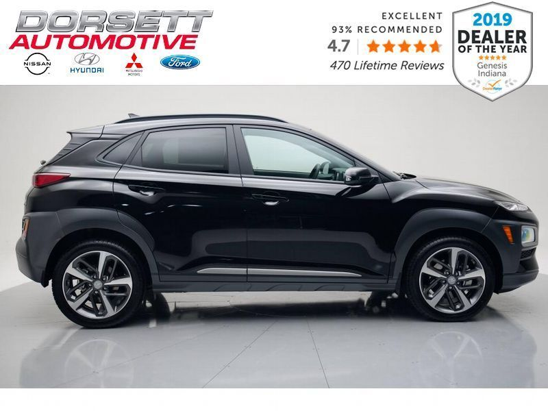 2021 Hyundai Kona Ultimate Terre Haute IN