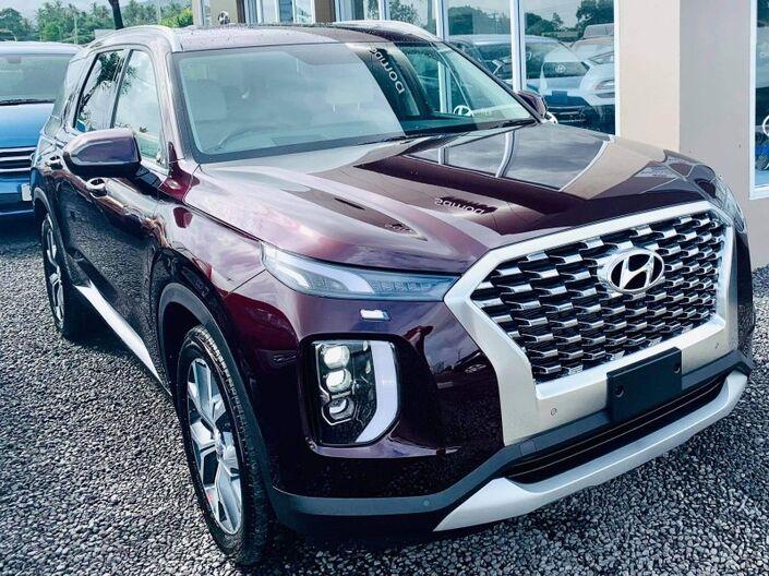 2021 Hyundai PALISADE GLS 2.2L TURBO DIESEL 4WD 8-SPEED AUTOMATIC TRANSMISSION 2.2L DIESEL 4WD 8AT Vaitele