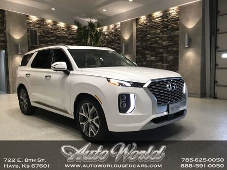 2021 Hyundai PALISADE LIMITED AWD  Hays KS