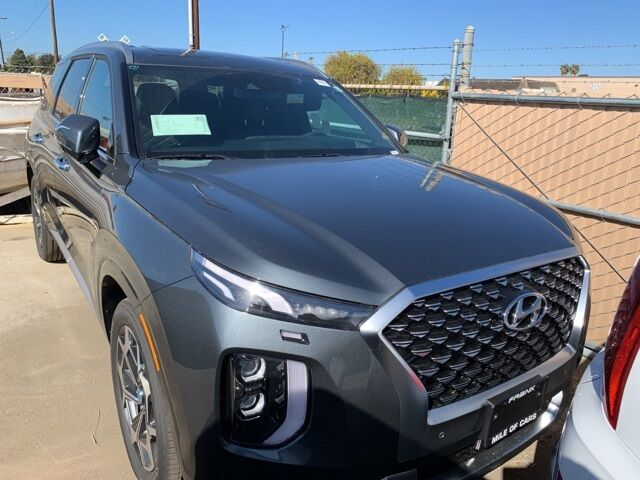 2021 Hyundai Palisade Calligraphy National City CA