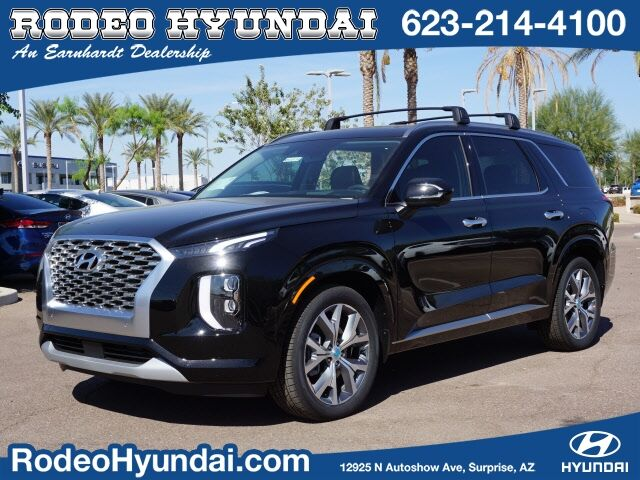 2021 Hyundai Palisade Limited AWD Surprise AZ