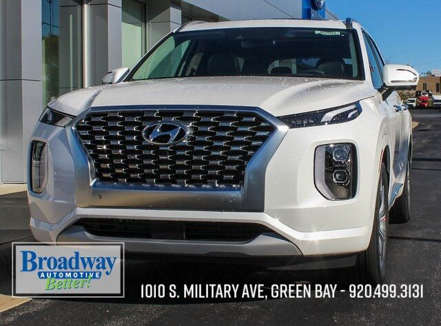 2021 Hyundai Palisade Limited Green Bay WI