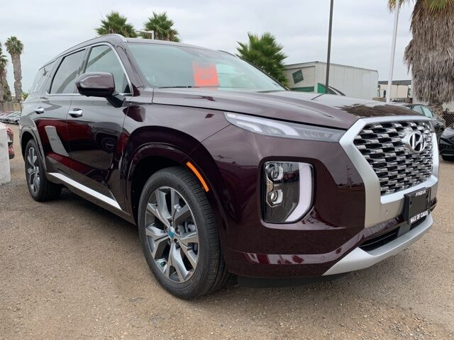 2021 Hyundai Palisade Limited National City CA