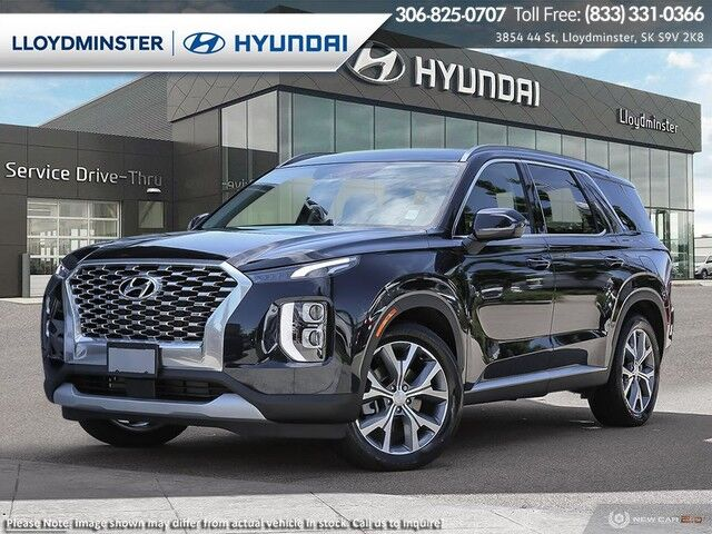 2021 Hyundai Palisade Preferred Lloydminster SK