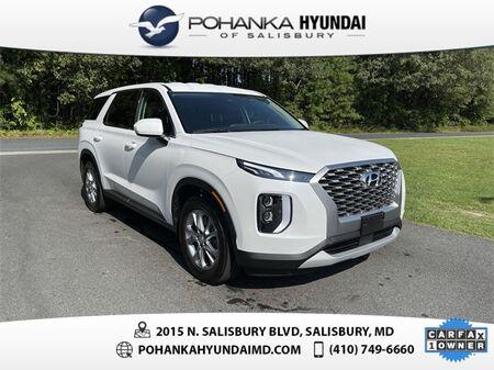 2021_Hyundai_Palisade_SE **ONE OWNER**CERTIFIED**_ Salisbury MD