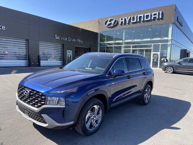 2021 Hyundai Santa Fe Essential Calgary AB