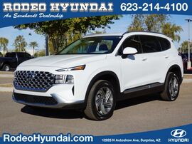 2021_Hyundai_Santa Fe_SEL AWD_ Phoenix AZ