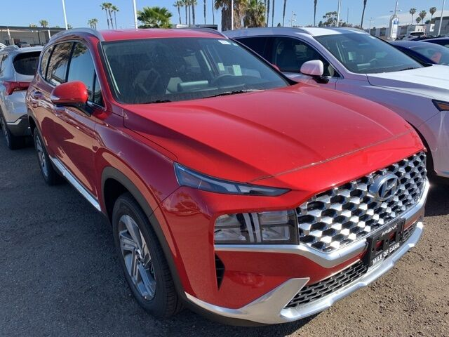 2021 Hyundai Santa Fe SEL National City CA