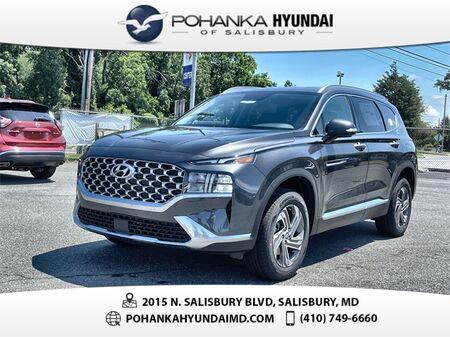 2021_Hyundai_Santa Fe_SEL_ Salisbury MD