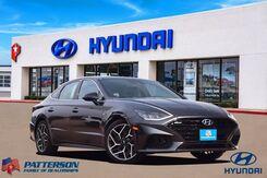 2021_Hyundai_Sonata_4DR SDN 2.5T N LINE_ Wichita Falls TX