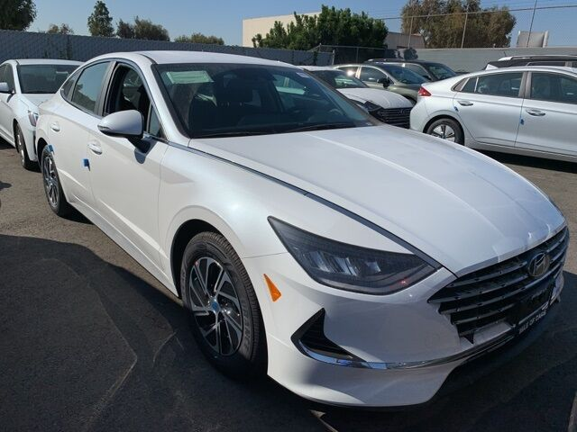 2021 Hyundai Sonata Hybrid Blue National City CA