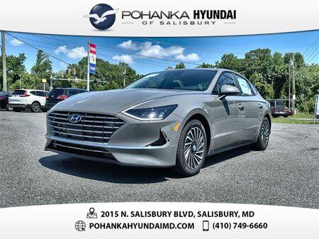 2021_Hyundai_Sonata Hybrid_SEL_ Salisbury MD