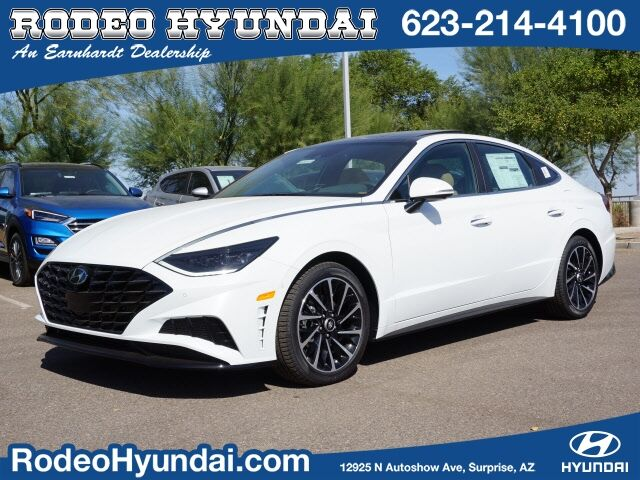 2021 Hyundai Sonata Limited 1.6T Surprise AZ