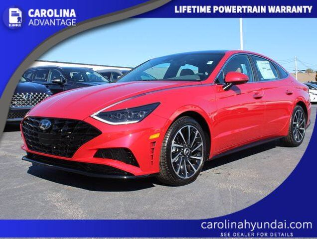 2021 Hyundai Sonata Limited High Point NC