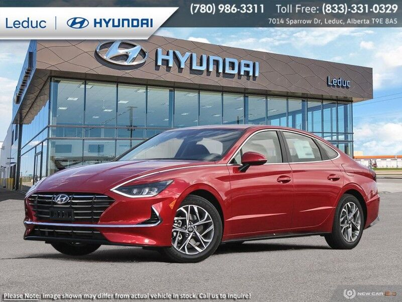 2021 Hyundai Sonata Preferred Leduc AB