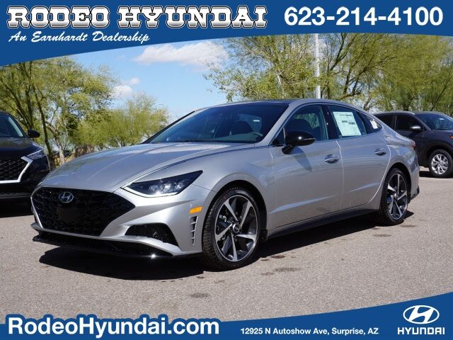 2021 Hyundai Sonata SEL Plus 1.6T Surprise AZ