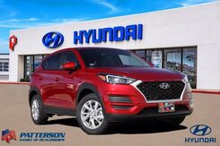 2021_Hyundai_Tucson_4DR FWD SE_ Wichita Falls TX