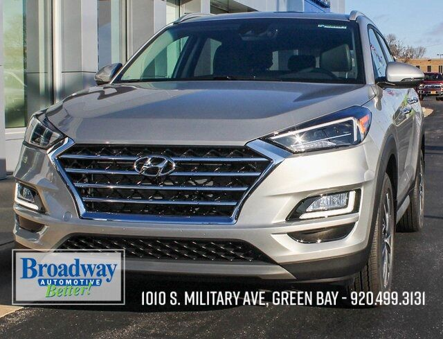 2021 Hyundai Tucson Limited Green Bay WI