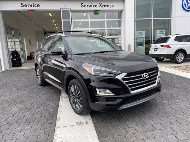 2021 Hyundai Tucson Limited Morgantown WV