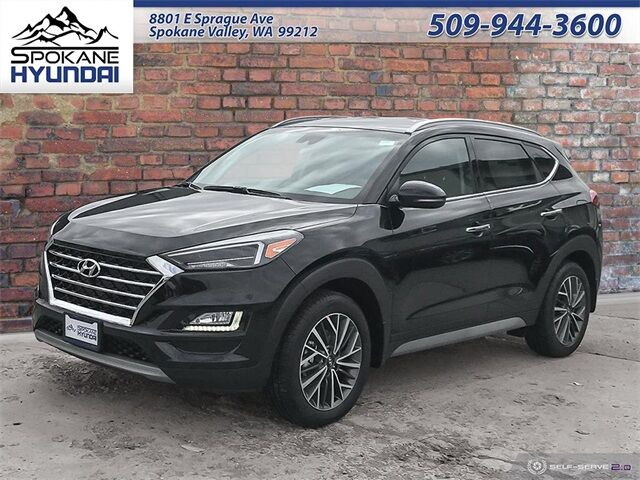 2021 Hyundai Tucson Limited Spokane Valley WA
