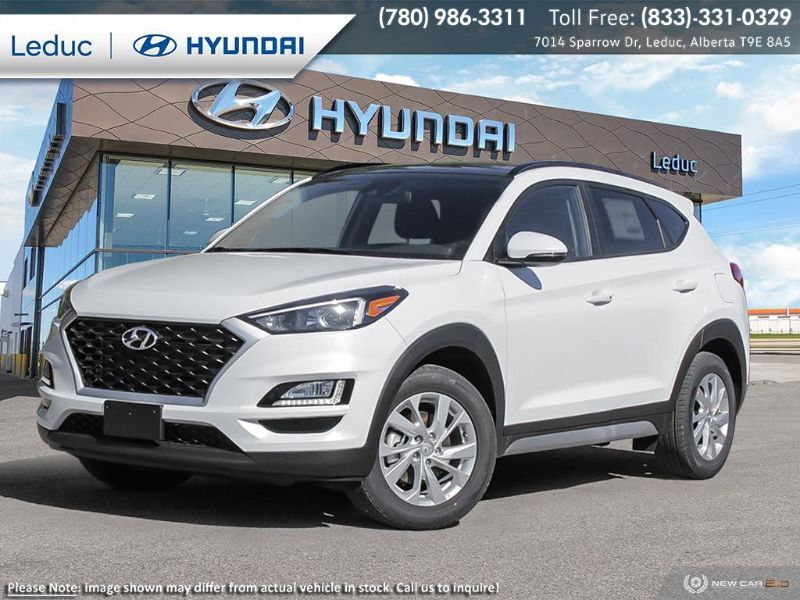 2021 Hyundai Tucson Preferred Leduc AB