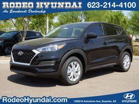 2021_Hyundai_Tucson_SE FWD_ Phoenix AZ